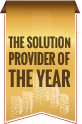 The Solution Provider Of The Year